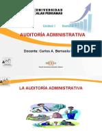 Auditoria DUED Semana 1.ppt