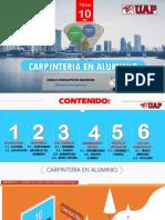 TEMA 10 - CARPINTERIA DE ALUMINIO PDF