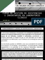 01 introducción a Gestion de Existencias e Inventarios