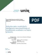 Relación entre creatividad e inteligencia emocional en la educación.pdf