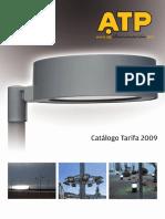 Catálogo ATP 2009.