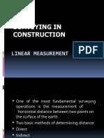 L2 Linear Measurement
