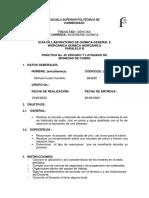 ZINCADO Y LATONADO DE MONEDAS DE COBRE