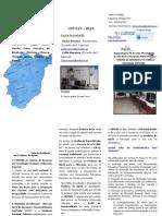 Folheto de Divulgação do CRTICEE-Beja