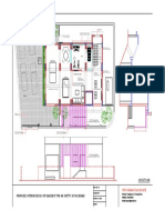 basement plan for tamnna inn -Model