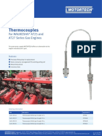 MOTORTECH SalesFlyer Thermocouples for WAUKESHA at Series Gas Engines 01.45.005 en 2016 11