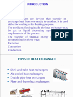 Heat Exchanger Presentation