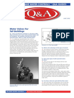 RELIANCE WATER CONTROLS Q&A GUIDES
