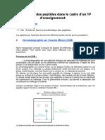 3-hydrolyse-peptide
