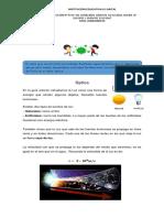 Guía 4. Grado 11. Física