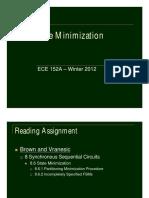 L12 - Machine Minimization