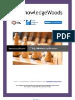 KnowledgeWoods ITILv3 Foundation Level Program V1 0