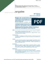 Règlement PS-MI 92
