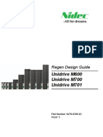 Uni M Regen Design Guide Iss3 (0478-0366-03)_Approved