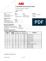 RET670 Test Report Differential