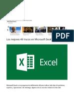 46 trucos de Excel.pdf