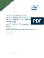 Intel Core 2 Duo Solo Processor