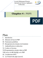 Chapitre 4- PHP5