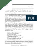 DFI-Framework for Reform