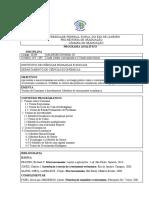 IS204-macroeconomia 3 UFRRJ