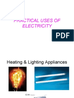 Practical Uses of Electricity