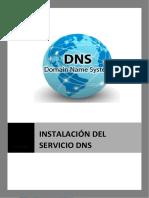 Material Informativo Servicio DNS