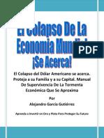 El colapso de la Economia Mundial.pdf