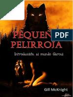 Gill Mcknight Garoul # 0 Pequeña Pelirroja