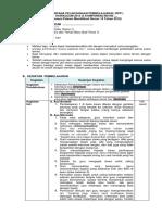 Download RPP 1 Lembar Kelas 1 Semester 1 dan 2 Revisi Terbaru