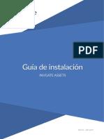 InvGate+Assets+Guía+de+instalación español