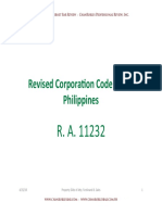 Revised Corporation Code