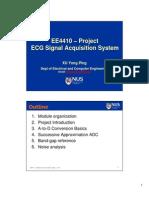 Proj08 ECG Notes