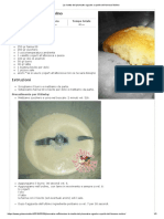 La ricetta del plumcake uguale a quello del famoso Mulino