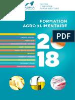 catalogue formation agroalim