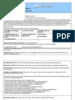 502 Alignment Unit 3 - Scene Study (Proficient)