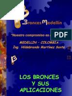 Conferencia  Bronces Medellín 2007