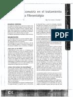 Enfoque Psicomotriz en El Tratamiento Kinesico de La Fibromialgia