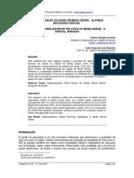 REGIONALIZAÇÃO DA SAÚDE EM MINAS GERAIS-ALGUMAS reflexões críticas
