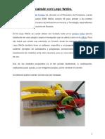 Instrucciones Montaje Robot caiman Lego WeDo Codigo21