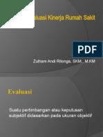 4. Evaluasi  Kinerja RS.pptx