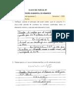 CLAVE DEL PARCIAL#2 - TEORIA DE NUMEROS