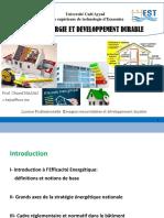 Introduction EE LPERDD