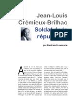 J.-L. Crémieux-Brilhac portrait