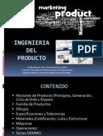 Ingeniería del Producto - 15C