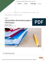 150 modèles de business plan à télécharger - L'Express L'Entreprise
