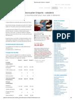 Business-plan Crèperie - saladerie