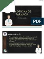 CLASE 2 LA OFICINA DE FARMACIA