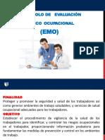 3. PROTOCOLO EXAMENENES MEDICOS OCUPACIONALES