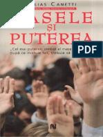 Elias Canetti - Masele si Puterea.pdf