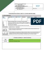 TAREAS N.- 7 PRIMERO DE BACHILLERATO.pdf2019 2020COVID19
